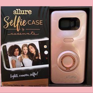 Case-Mate Allure x Selfie Case for Galaxy S8+